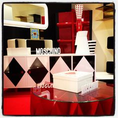 arlecchino collection by Moschino for altreforme