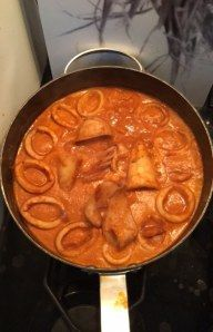 Armorican Calamari: Recipe for Armorican Calamari – Marmiton … – Typical Miracle Shrimp Recipes, Fish Recipes, Meat Recipes, Appetizer Recipes, Cooking Recipes, Recipies, Squid Dishes, Turkish Recipes, Ethnic Recipes