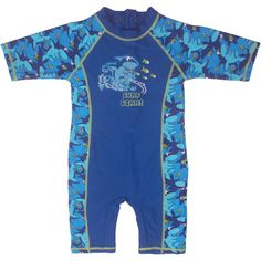 2016 Shark New Retail Boys UV Protection Swimsuit Bathing Swimming Suit Swimwear (UPF50+) Swimsuit Beach Surf Clothing Sz3-10Y