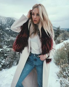 「Snowy part 2 ❄️❄️❄️」 Peace Love Shea waysify