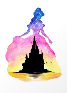 Belle and disney