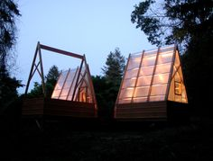 Swamp Hut, Moskow Linn Architects