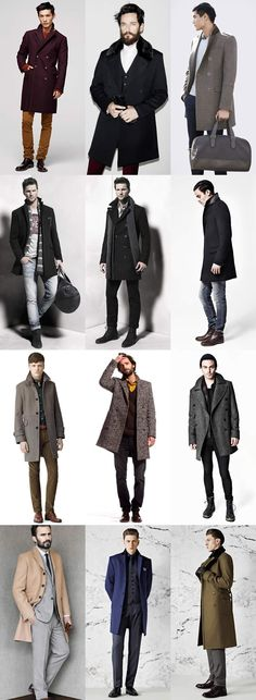How To Wear: The Overcoat