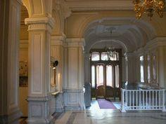 Hall: Vestibule at the Yusupov Palace