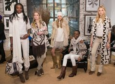 Polo Ralph Lauren from Best Shows at New York Fashion Week Fall 2015  Neutral tones and Navajo prints were in theme for Polo Ralph Lauren's NYFW presentation.