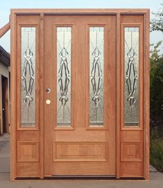 Entry Front Sidelight With Dutch Doors - Bing Images