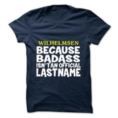 Good buys It's an WILHELMSEN thing, you wouldn't understand!