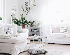 Also für den | SoLebIch.de - Foto von Mitglied Pb333 #solebich #interior #einrichtung #inneneinrichtung #deko #decor #wohnzimmer #livingroom #parlor #lounge #couchtisch #kissen #cushion #pillow #coffetable #decke #blanket #teppich #rug #urbanjungle #plant