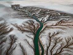 Water (photo: Edward Burtynsky)