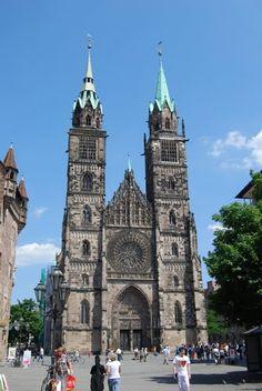 Nuremberg, Germany hard to believe I lived here