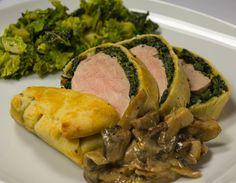 Polędwiczka w cieście / pork tenderloin in dough