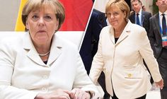 Im very unhappy Angela Merkel admits open-door policy DID cause defeat by far-right