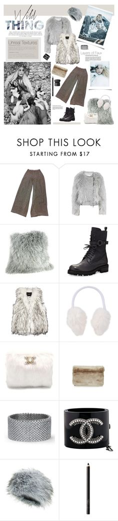 """unreal"" by barngirl ❤ liked on Polyvore featuring Call Of The Wild, Michael Kors, Band of Outsiders, pür cashmere, Henry Beguelin, Unreal Fur, Nathaniel Cole, Topshop, Blue Nile and Chanel"