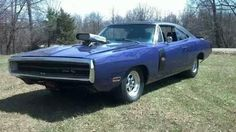 Pro street, 1970 Dodge Charger