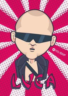 El Rock And Roll, Vinyl Designs, Tatoos, Stencils, Musicals, Sumo, Poses, Stickers, Manga