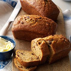Sweet Potato Cinnamon Bread Recipe from Taste of Home -- shared by Nancy Foust of Stoneboro, Pennsylvania