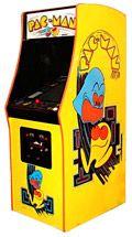 Entertainment: Pac Man classic arcade game