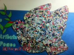 i like this idea for the end of the year-make a collage on the dove of all pictures that were taken through the year