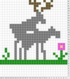 Knitting: Charts and motifs on Pinterest | 69 Pins