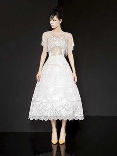 Dress, vestido, haute couture, prefall 2016, yolancris, barcelona, dise