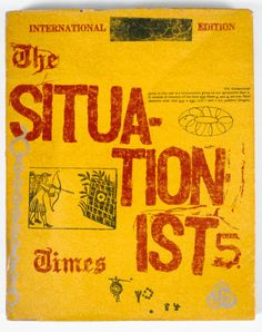 Jacqueline de Jong, The Situationist Times 5: 'International [Olympic] Edition', December 15, 1964