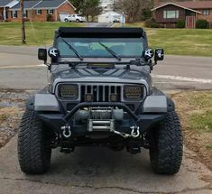 Jeep Gear, Cj Jeep, Jeep Cj7, Jeep Truck, Jeep Cherokee Sport, Jeep Wrangler Accessories, Offroader, Jeep Wrangler Yj, Custom Jeep