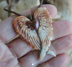 Cute angel wings.