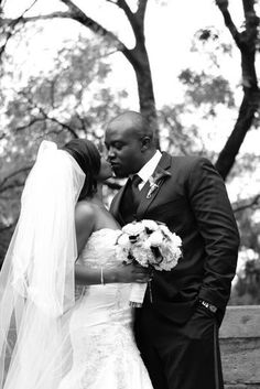 "Bridal Bliss: Love Of My Life    After more than eight years together, Audrey knows that Kelvin is the best guy for the job.    ""He's charming and he's motivated, really loving and he has a really good sense of humor. The combination was what I was looking for in a partner and a friend."""