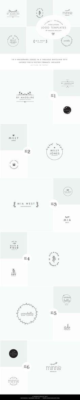 Best Logo Design Templates Logo Creators Images On Pinterest - Logo creator templates