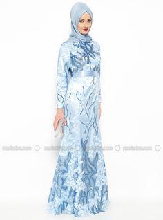 Robe de soiree hijab pinterest