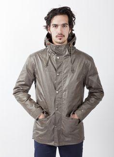 Ontour Shelter Jacket Olive