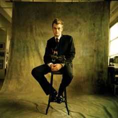 If there is such a thing as a sexy mandolinist, Chris Thile is their poster child.
