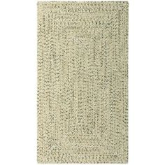Capel Sea Pottery Sandy Beach Variegated Outdoor Area Rug Rug Size: Concentric Square 5'6""