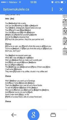 Song Lyrics with guitar chords for Count Your Blessings ...