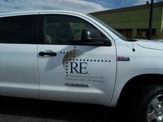 #vehiclegraphics #vehiclewraps #vehiclelettering #installationservices #vehiclegraphicsdesigns #SignaramaColorado #Signs #colorado digitally printed graphics and lettering for Reconstruction Experts