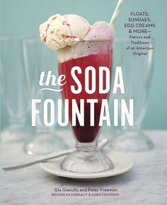 Sugar Rush, Ville New York, Ice Cream Floats, American Diner, Soda Fountain, Hot Fudge, Tasty, Pumpkin, Dishes