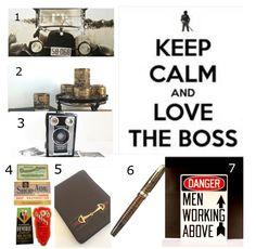 Happy National Bosses Day #vintageunscripted #vintageblog #vintage #vintagelifestyle