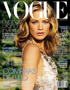 Carolyn Murphy by Mario Testino Vogue Mexico August 2006