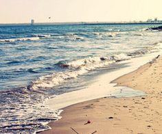Dream vacation - the beach - any warm beach!