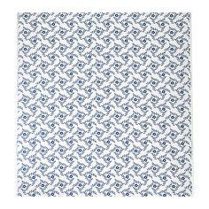 ÄNGSRUTA Fabric   - IKEA --- instead of the toile curtains