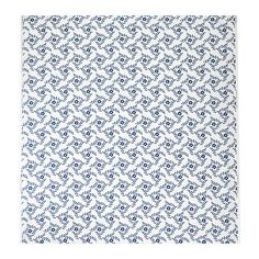 ÄNGSRUTA Fabric, white/blue IKEA FAMILY member price   / metre Price/metre  Regular price £4 / metre  http://www.ikea.com/gb/en/catalog/products/90264256/