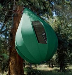 tree-tents. I read about these for the first time today. I would try this.