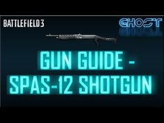 Welcome to Gun Guide! Show-casing weapons that I personally use, why I use them and in what situations. Today we're taking a look at one of the most powerful close range weapons in the game, the Shotgun with Slug rounds. Battlefield 3 Gameplay, Airsoft Guns, Shotguns, Slug, All Video, Weapons, Range, Weapons Guns, Guns
