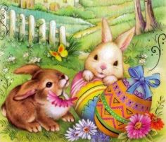 Easter Quotes : From dear Annie Easter Art, Easter Crafts, Ostern Wallpaper, Easter Bunny Pictures, Easter Parade, Coloring Easter Eggs, Easter Printables, Easter Celebration, Easter Holidays