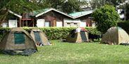Kenya, Nairobi – Acacia Camp Just 10km from central Nairobi near Nairobi National Park