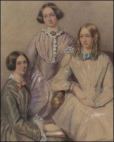 anne ,charlotte and emily bronte