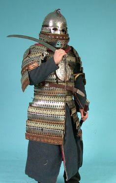 Golden Horde warrior
