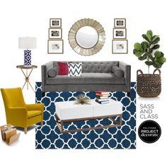 Sass and Class living room