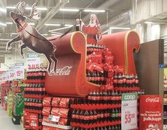 Coca-Cola chooses Re-board from Stora Enso for this year's Christmas campaign