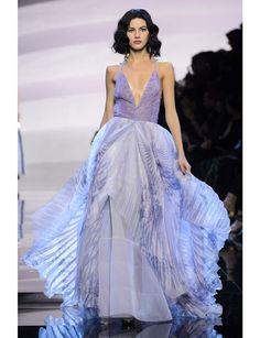 Défilé Giorgio Armani PrivéDéfilé Giorgio Armani Privé, haute couture printemps-été 2016.
